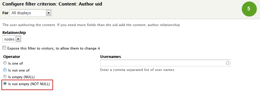 Create user_profile_node