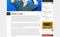 Responsive News Magazine Drupal Theme TB Nex - Article page