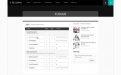 Business drupal theme TB Corpal - Forum page