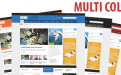 Responsive News Magazine Drupal Theme TB Nex - Multi color schemes