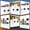 TB Simplex has 6 homepage layouts, 3 portfolio and 3 blog layouts
